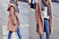 16 Perfect Hooded Coat Ideas For Winter