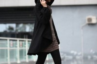 16 Perfect Hooded Coat Ideas For Winter13