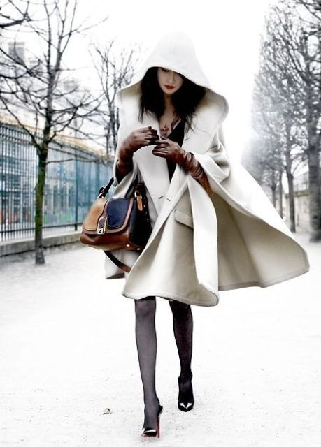 Picture Of Perfect Hooded Coat Ideas For Winter 14
