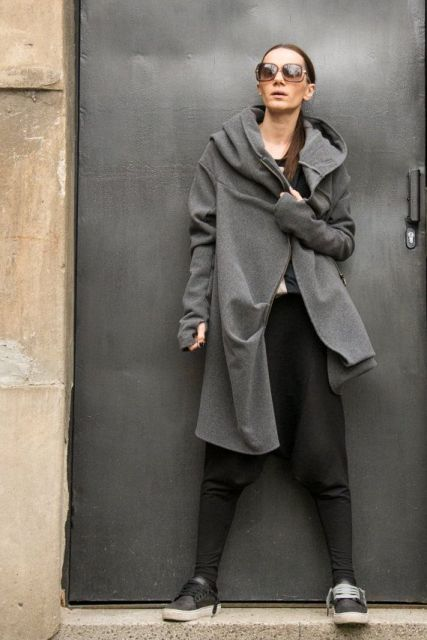 Perfect Hooded Coat Ideas For Winter