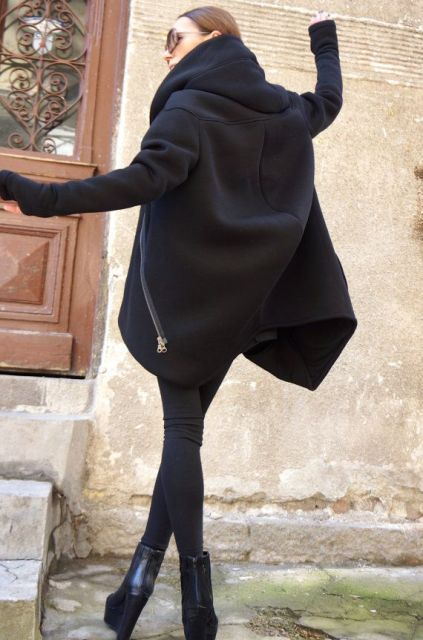 Picture Of Perfect Hooded Coat Ideas For Winter 3