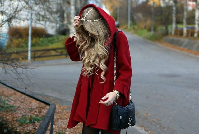 Picture Of Perfect Hooded Coat Ideas For Winter 6