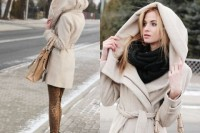 16 Perfect Hooded Coat Ideas For Winter7