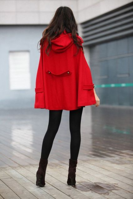 Picture Of Perfect Hooded Coat Ideas For Winter 9