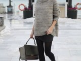 17-stylish-oversized-turtleneck-sweater-looks-8