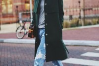 18 Chic Emerald Coats For Winter10