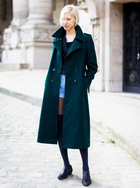 Picture Of Chic Emerald Coats For Winter 15