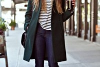 18 Chic Emerald Coats For Winter18