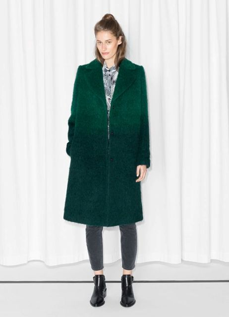 Picture Of Chic Emerald Coats For Winter 8