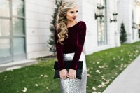 20-best-ways-to-rock-sequin-maxi-skirt-this-holiday-season-1