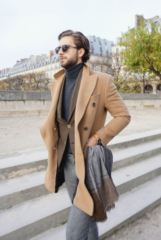 Picture Of mens most stylish winter street style looks to inspire  12