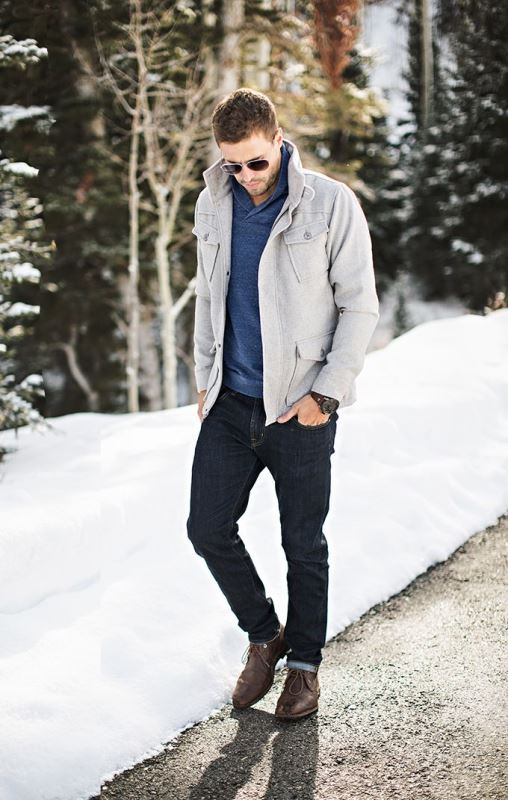 Picture Of mens most stylish winter street style looks to inspire  20