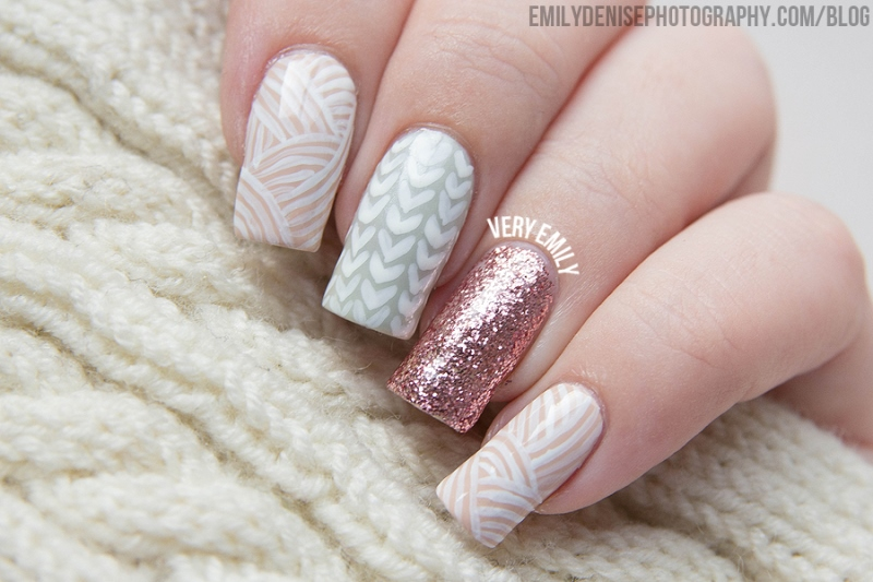 Picture Of 5 main trends in winter manicure to try  14
