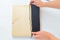 Creative DIY Oversized Pom Pom Scarf6