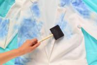 Dreamy DIY Watercolor Blazer4