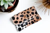 Eye-Catching DIY Leopard Mini Pouch