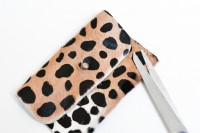 Eye-Catching DIY Leopard Mini Pouch7