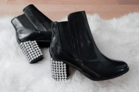 Sparkling DIY Bejeweled Boots
