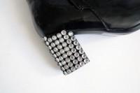 Sparkling DIY Bejeweled Boots5