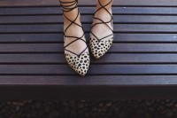 chic-diy-leopard-lace-up-flats-for-a-party-3