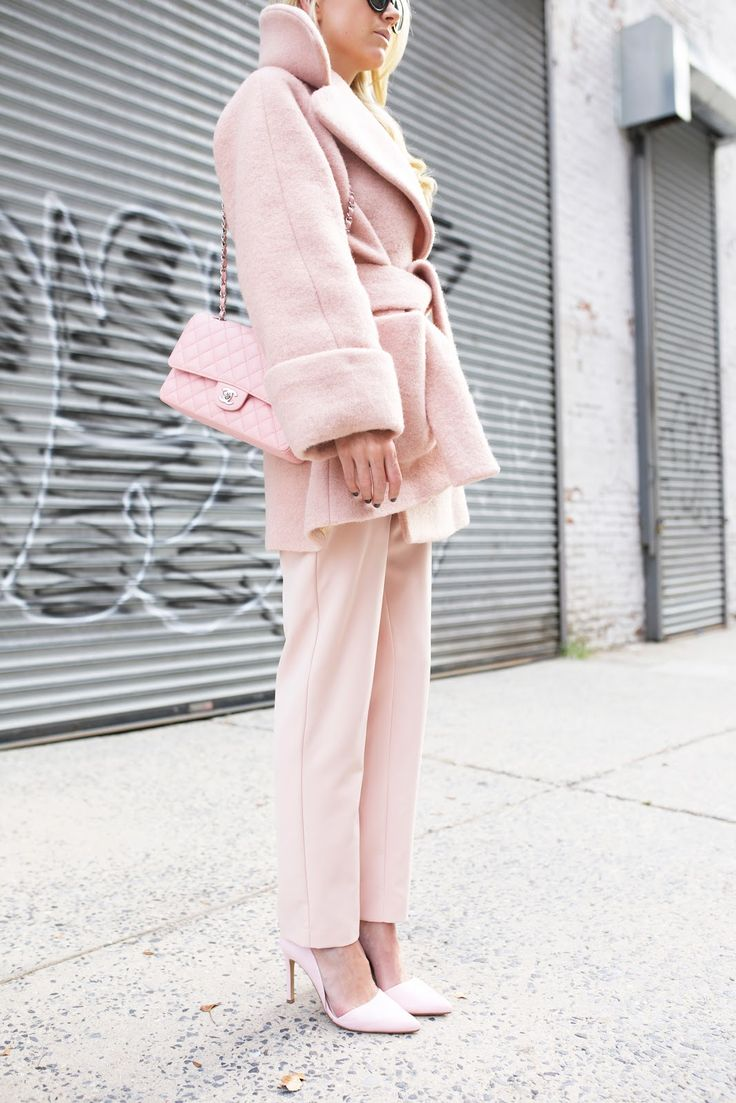of chic ways to rock rose quartz in your outfits 24