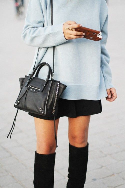 Picture Of chic ways to rock serenity in your outfits  13