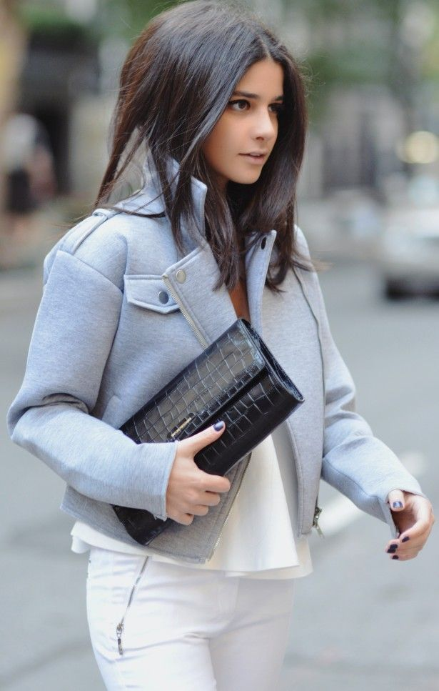 Picture Of chic ways to rock serenity in your outfits  2