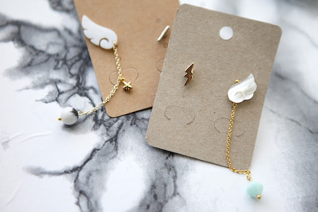 DIY One-Sided Earring For A Trendy Mismatched Look