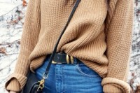 how-to-tuck-in-oversized-sweaters-18-perfectly-stylish-looks-18