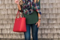 plaid-christmas-outfits-to-recreate-for-holidays-10
