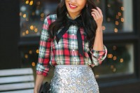 plaid-christmas-outfits-to-recreate-for-holidays-11