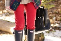plaid-christmas-outfits-to-recreate-for-holidays-14