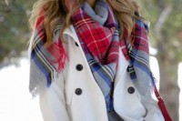 plaid-christmas-outfits-to-recreate-for-holidays-16