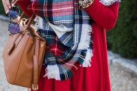 plaid-christmas-outfits-to-recreate-for-holidays-2