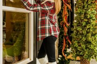plaid-christmas-outfits-to-recreate-for-holidays-3