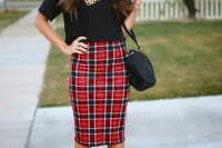 plaid-christmas-outfits-to-recreate-for-holidays-4