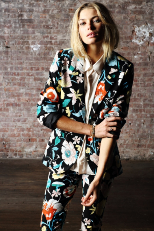 Picture Of bold and stylish printed suit looks to recreate  4