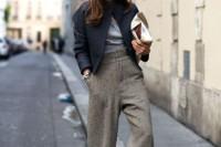 16 Cool Ways To Wear Wide-Leg Trousers14
