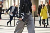 16 Cool Ways To Wear Wide-Leg Trousers6