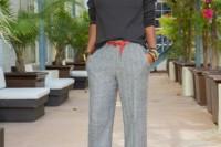 16 Cool Ways To Wear Wide-Leg Trousers9