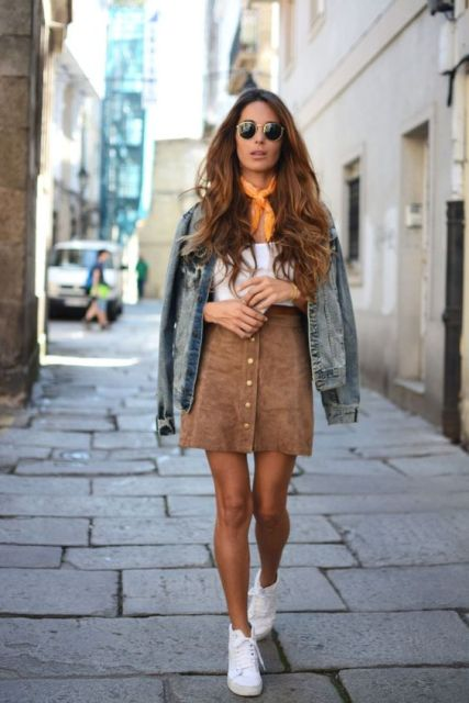 Watch 23 Excellent Tweed Skirt Ideas For This Fall video