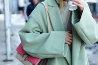 17 Charming Mint Coats For This Season14