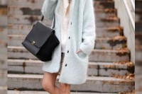 17 Charming Mint Coats For This Season15