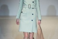 17 Charming Mint Coats For This Season2