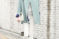 17 Charming Mint Coats For This Season3