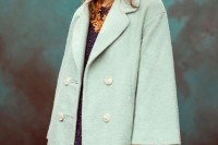 17 Charming Mint Coats For This Season6