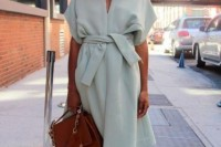 17 Charming Mint Coats For This Season7