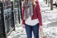 18 Suede Jacket Outfits For Stylish Ladies11