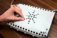 Cool DIY Embellished Crossbody Bag5
