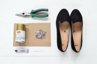 DIY Jeffrey Campbell Inspired Alphabet Shoes2